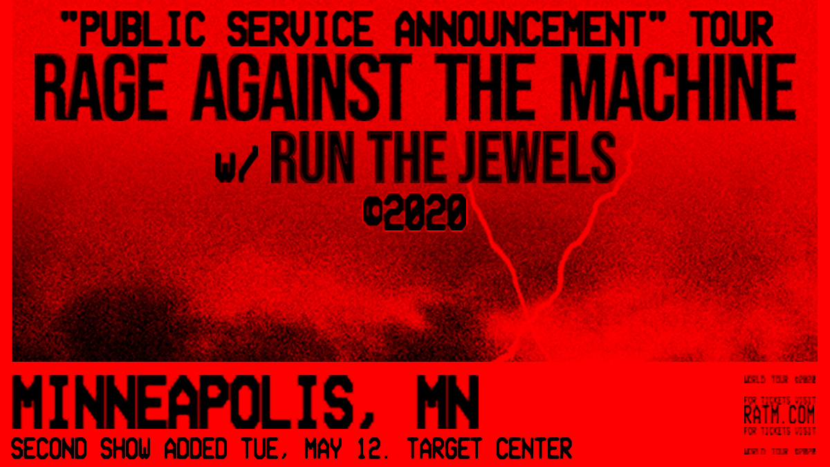 @TargetCenterMN's photo on RATM