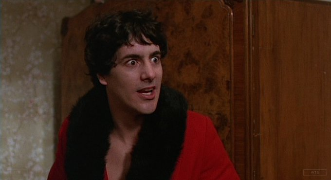 Born on this day, David Naughton turns 69. Happy Birthday! What movie is it? 5 min to answer!