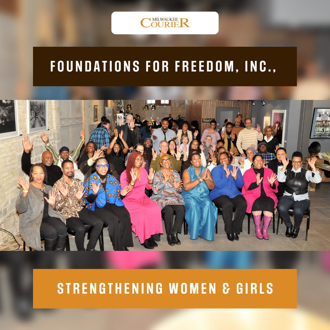 Foundations for Freedom, Inc. is compelled and excited to be apart of the housing solution for women fleeing the sex trade. Read more at http://bit.ly/MKECourier     #milwaukeecourier #mkecourier #couriermke #urbannews #dailynews #newsreporter #journalistspic.twitter.com/NIS0BWA9r0
