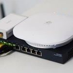 Image for the Tweet beginning: EnGenius ECW120 Wireless Access Point