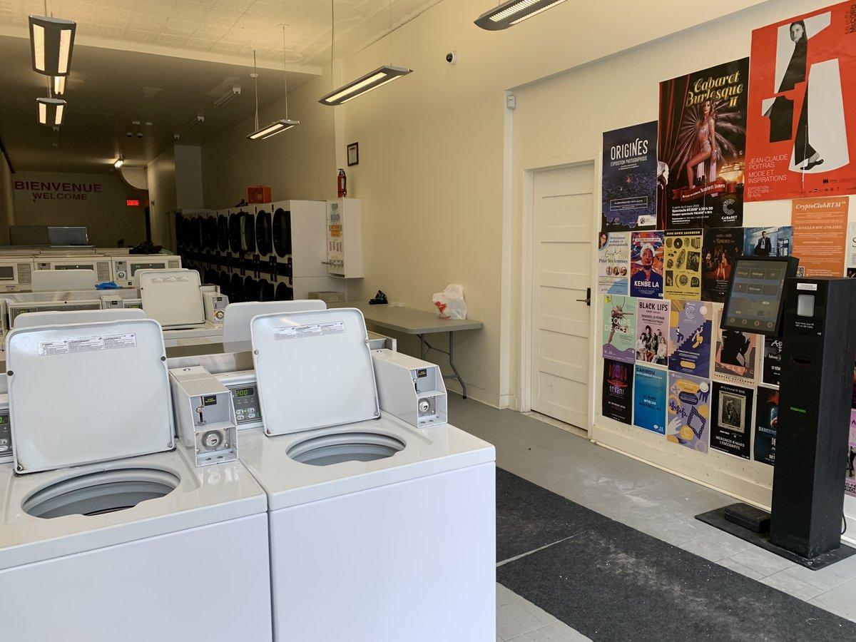 モントリオールに来たからには観光をしようと思い立ったEAA!!カナダ派遣部隊が訪れたのは、地元のコインランドリー。なぜか店内に仮想通貨販売機と思しきものが置かれています。果たして上手にお洗濯ができるのでしょうか。#R6S #SixInvitational #SixInvitational2020