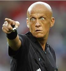 Happy 60th Birthday Pierluigi Collina. One of the best referees I\ve ever seen.