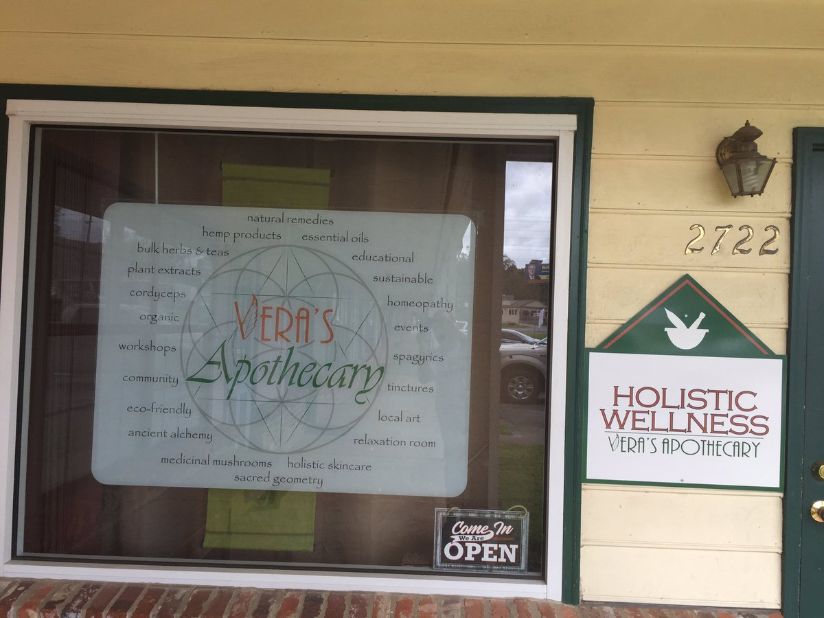 Thanks to Vera's Apothecary for sponsoring 10 no questions asked safe rides home!