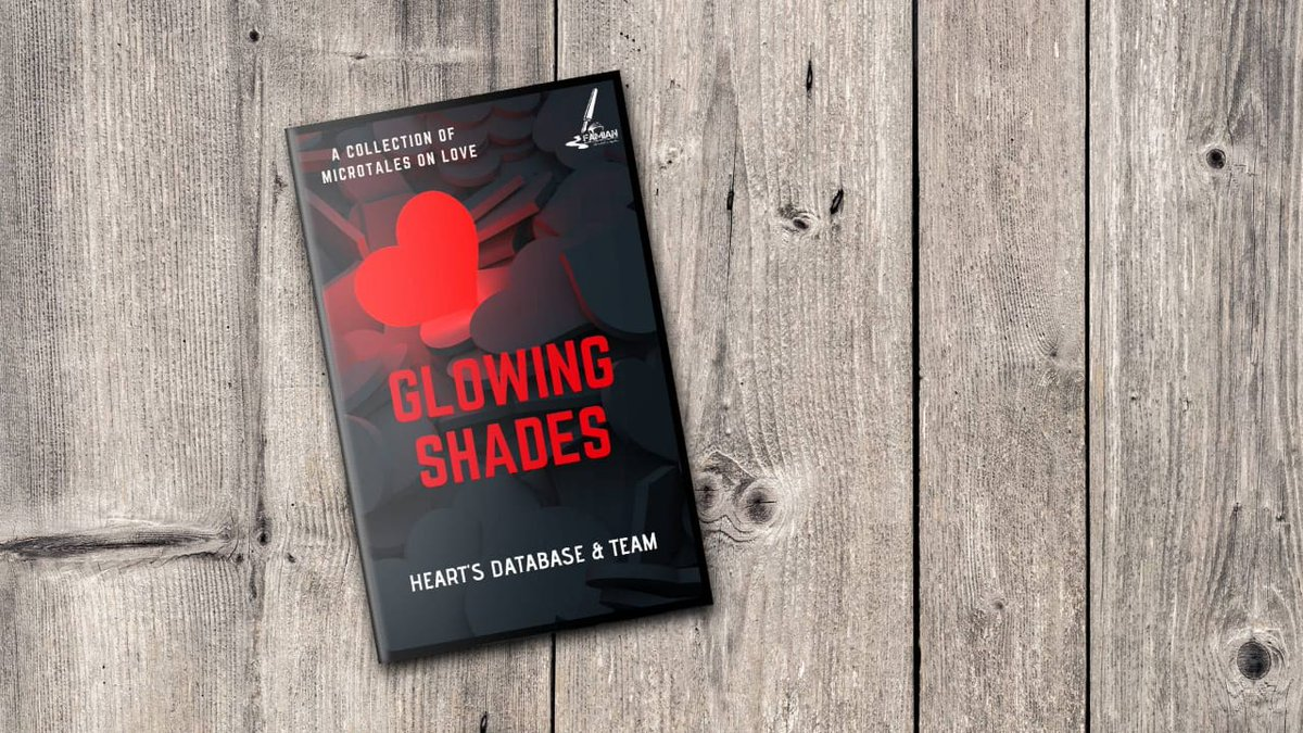 Releasing this Valentine's Day! Glowing Shades, a collection of microtales on LOVE. Printed and published by #heartsdatabaseandteam with #famian.31 Check them out on Instagram! This book contains a quote and microtale by yours truly  Excited! #poetrypic.twitter.com/RlzMrhRwhj