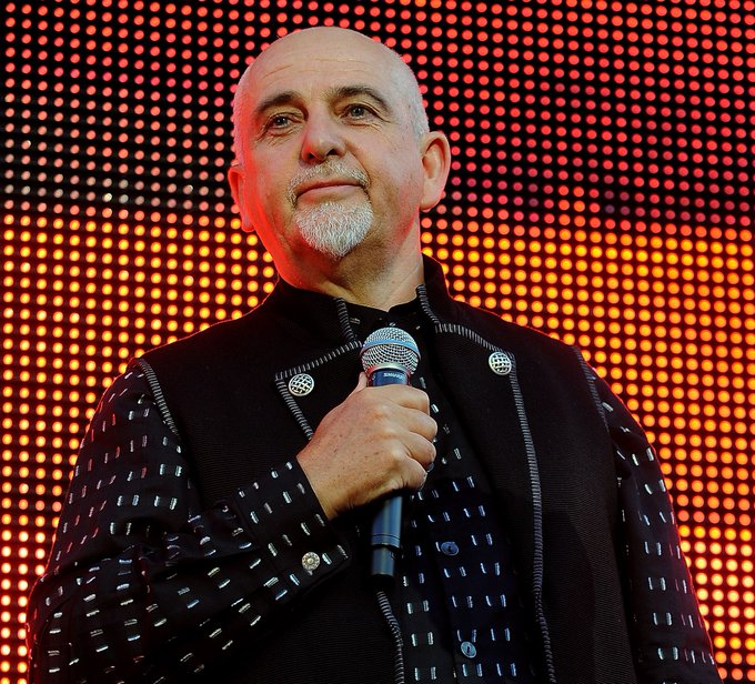 Peter Gabriel celebrates his 70th birthday today! Many happy returns to a legend of British music.