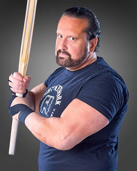 "Happy Birthday to ""The Innovator of Violence\"" Tommy Dreamer who turns 49 today!"