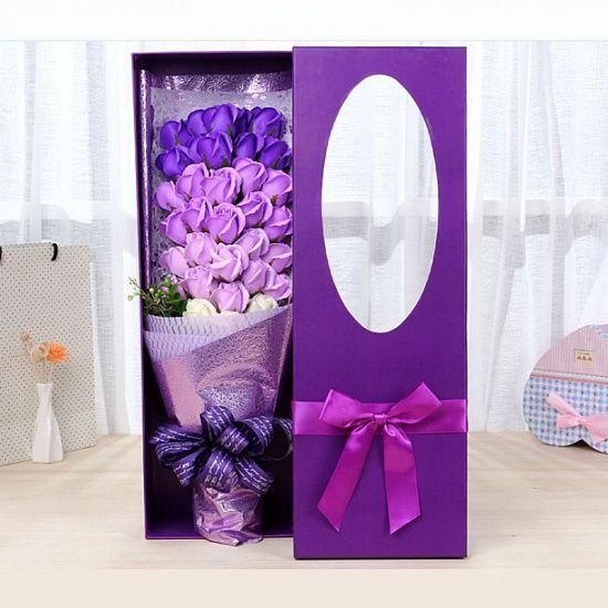 SPA букет- это цветы из мыльной основы с натуральными косметическими добавками. Идеальный подарок для любимой.  SPA букет Пламя страсти Розовые розы   #follow4like #razverni #amazing #магазинподарков #подарок #необычныйподарок #лучшийподарок #разверни