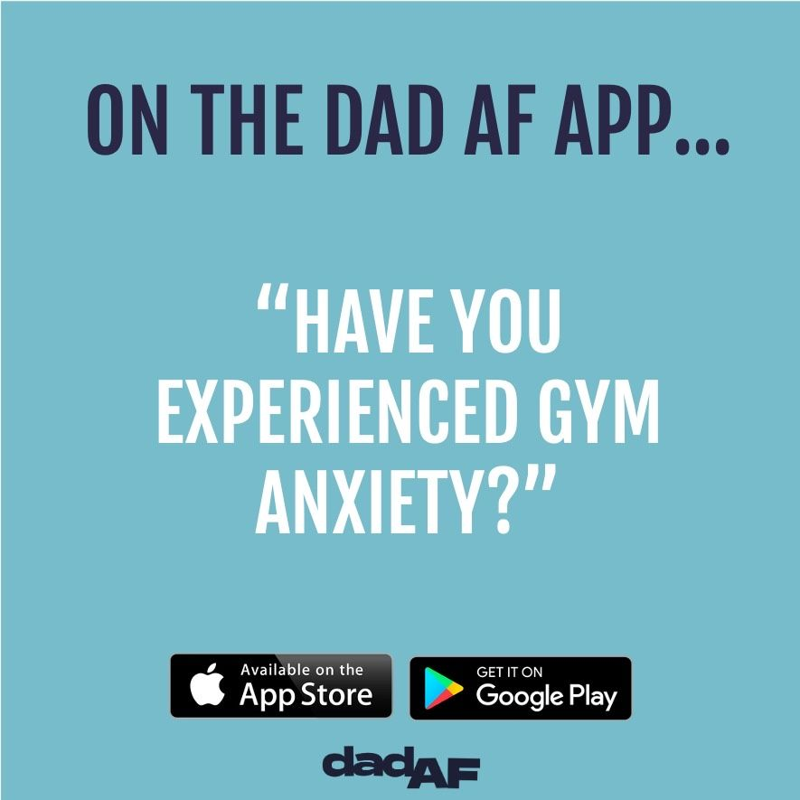 Check out the latest discussion on the Dad AF app - 'Have you experienced gym anxiety?'⠀ •⠀ •⠀ •⠀ #dad #dadaf #dadlife #dadadvice #dads #dadyougotthis #advice #guidance #dadcommunity #dadnetwork #gym #gymdad #strength #training #discussion #gymsession #cardio #weightspic.twitter.com/Xq6xz4917f