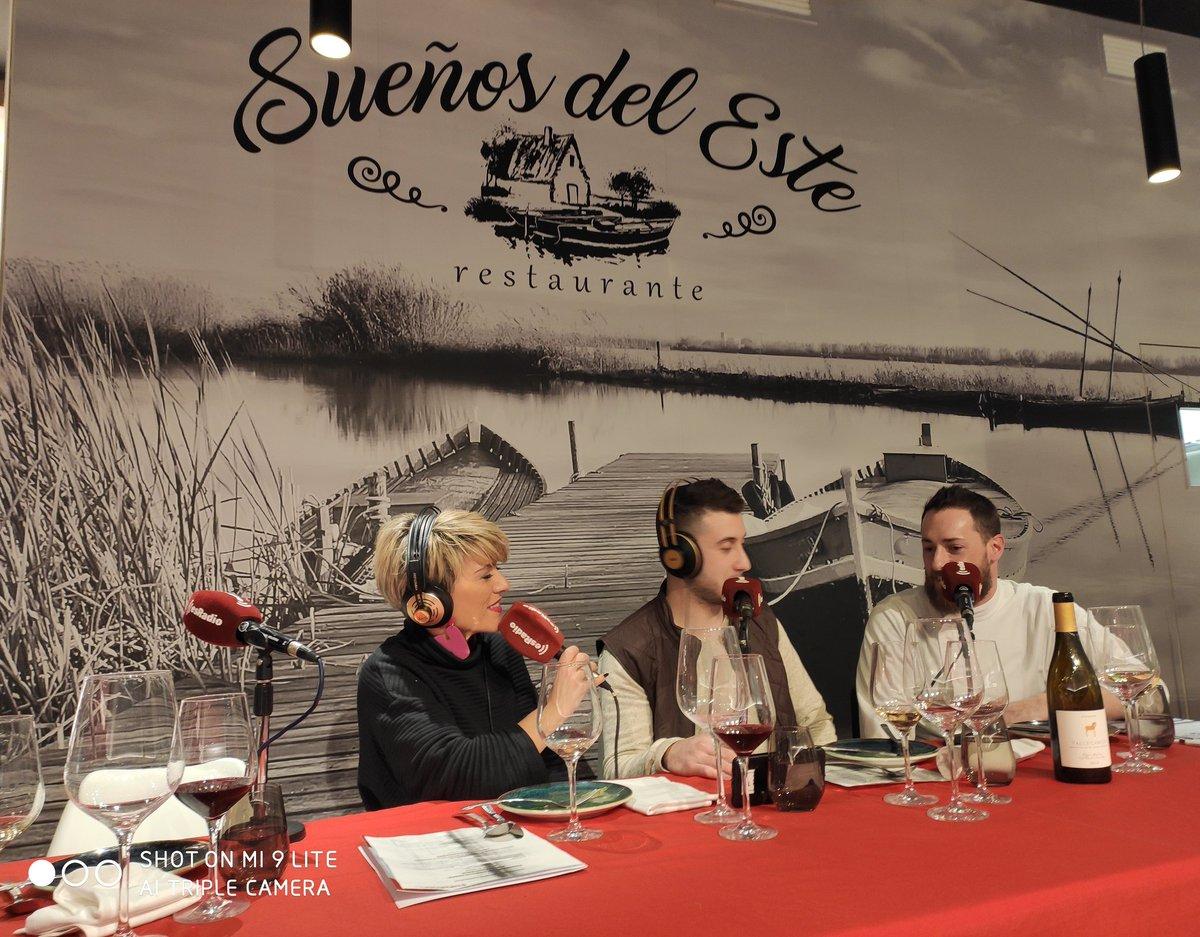 Hoy esGastronomia desde Restaurante Sueños del Este #gastronomia #albacete #dondecomer #gourmet