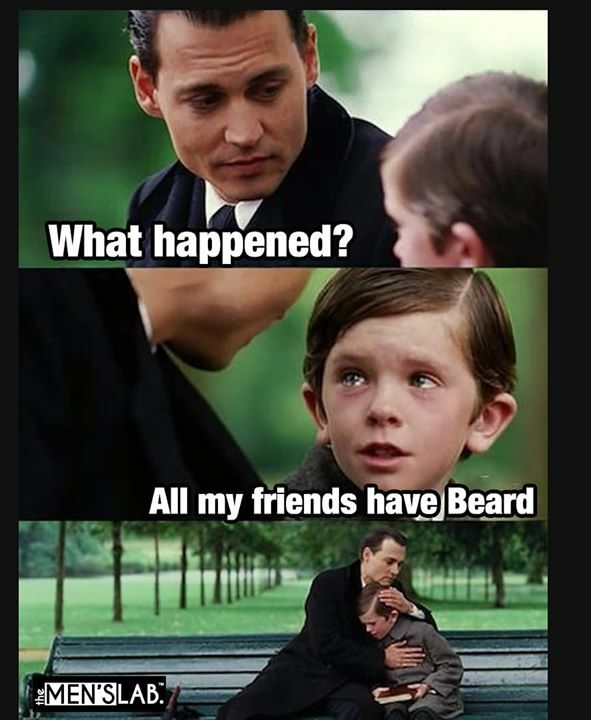 Tag Your Friends who dont have BEARD  . . . #beard #themenslab #mensgrooming #memes #groomingmemes #grooming #cleanshave #memesdaily #memestagram https://ift.tt/2FzcxIX  Visit - http://themenslab.com pic.twitter.com/xZfXpvksAB