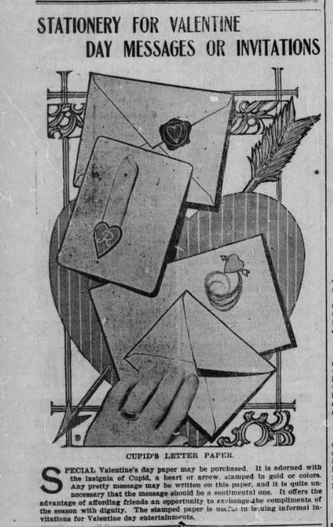 Getting ready for #ValentinesDay in 1912 #ChronAm http://ow.ly/ACUD50y9c9P #Wisconsin #WisconsinNews #WisconsinHistorypic.twitter.com/yWfv5X5x1t