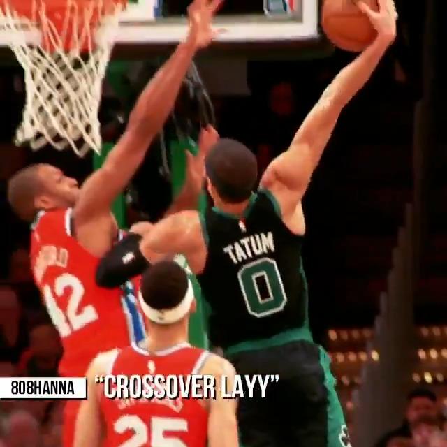 @NBA's photo on Tatum