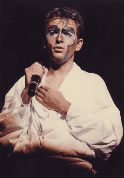 Happy 70th birthday to Peter Gabriel my king !!!