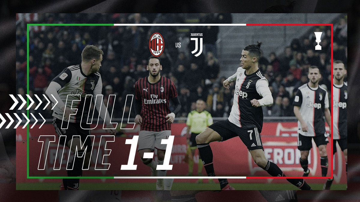👏👏👏👏| ⚽️|👌👍❤❤❤  RONALDOOOOOOOOOOOOOO! Salvatore👏👏👏CR7 the Best!!!  Esecuzione perfetta di @Cristiano ed è uno a unooooo! Grande CR7 Mega saver😘😘😘!!!!  #MilanJuve [1-1] #CoppaItalia #sarriout  #sarrifokoff #sarrisuck https://t.co/G3KxuPpwhY