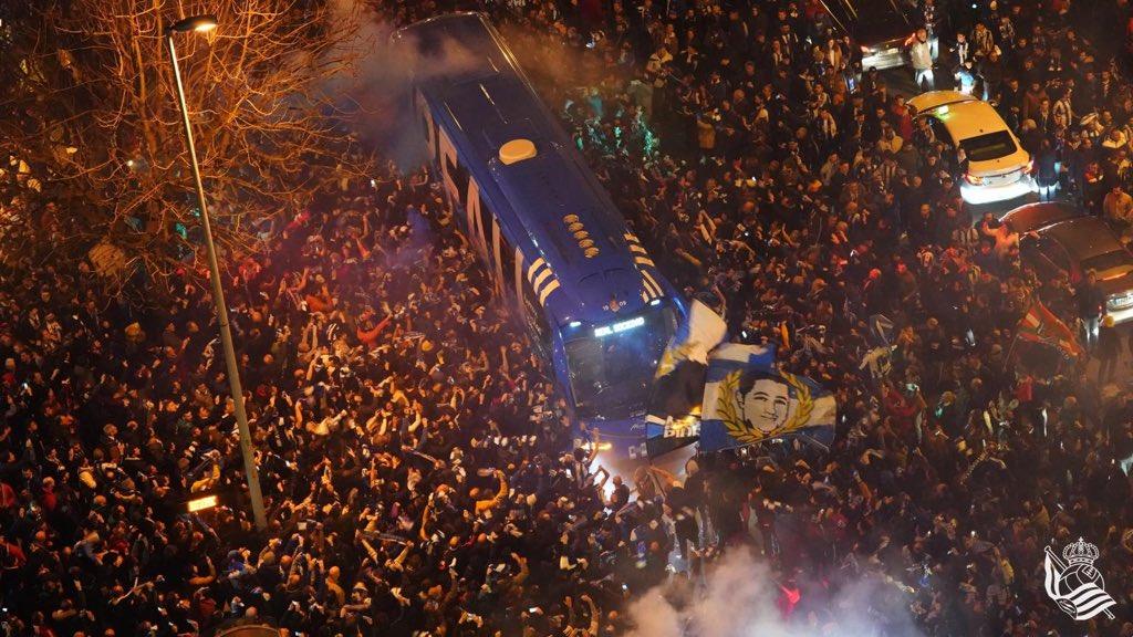 Кубок Испании. Сосьедад побеждает Мирандес, но вопросы остаются - изображение 1