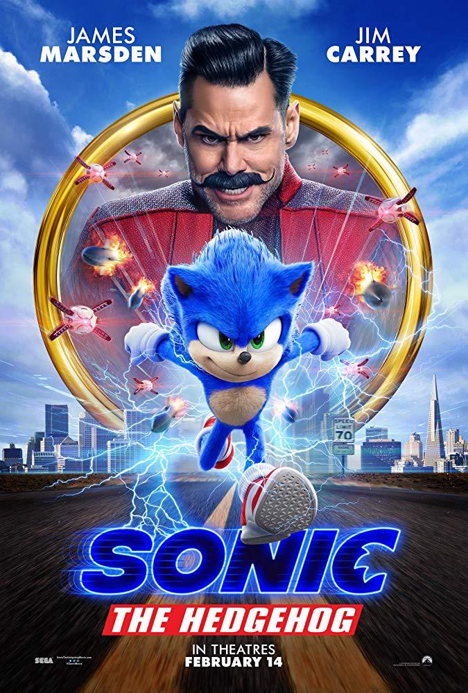 #SonicMovie