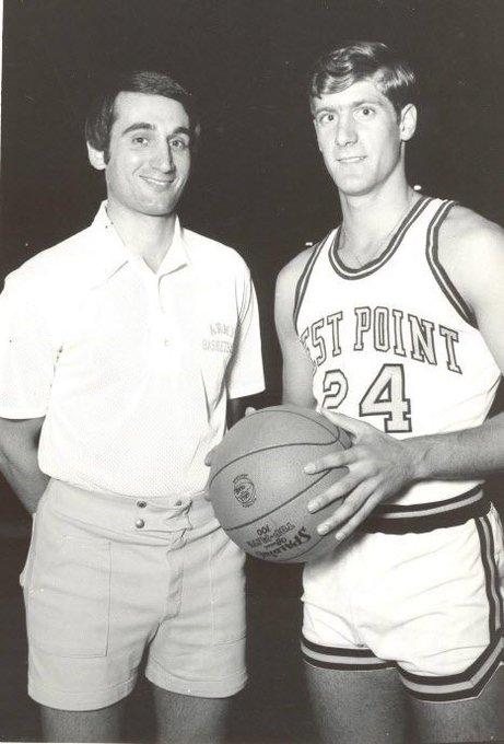Happy Birthday to former West Point basketball coach Mike Krzyzewski