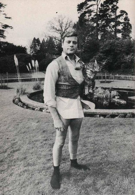 Happy Birthday to Oliver Reed, actor and devoted