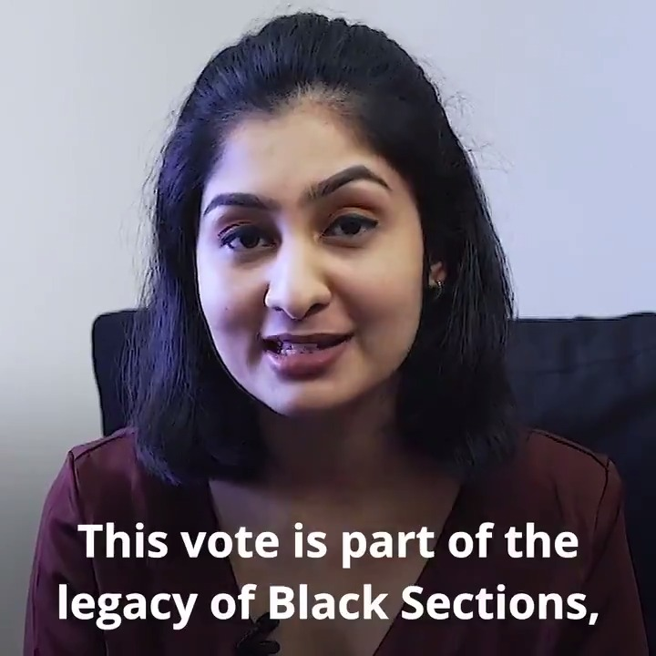 If youre a Labour member and identify as Black, Asian or Ethnic Minority, you have until midnight on Friday to fill out the equalities survey & receive a ballot for the BAME rep on Labours National Executive Committee. Complete the survey now! 👇🏽 equalities-monitoring.labour.org.uk/review