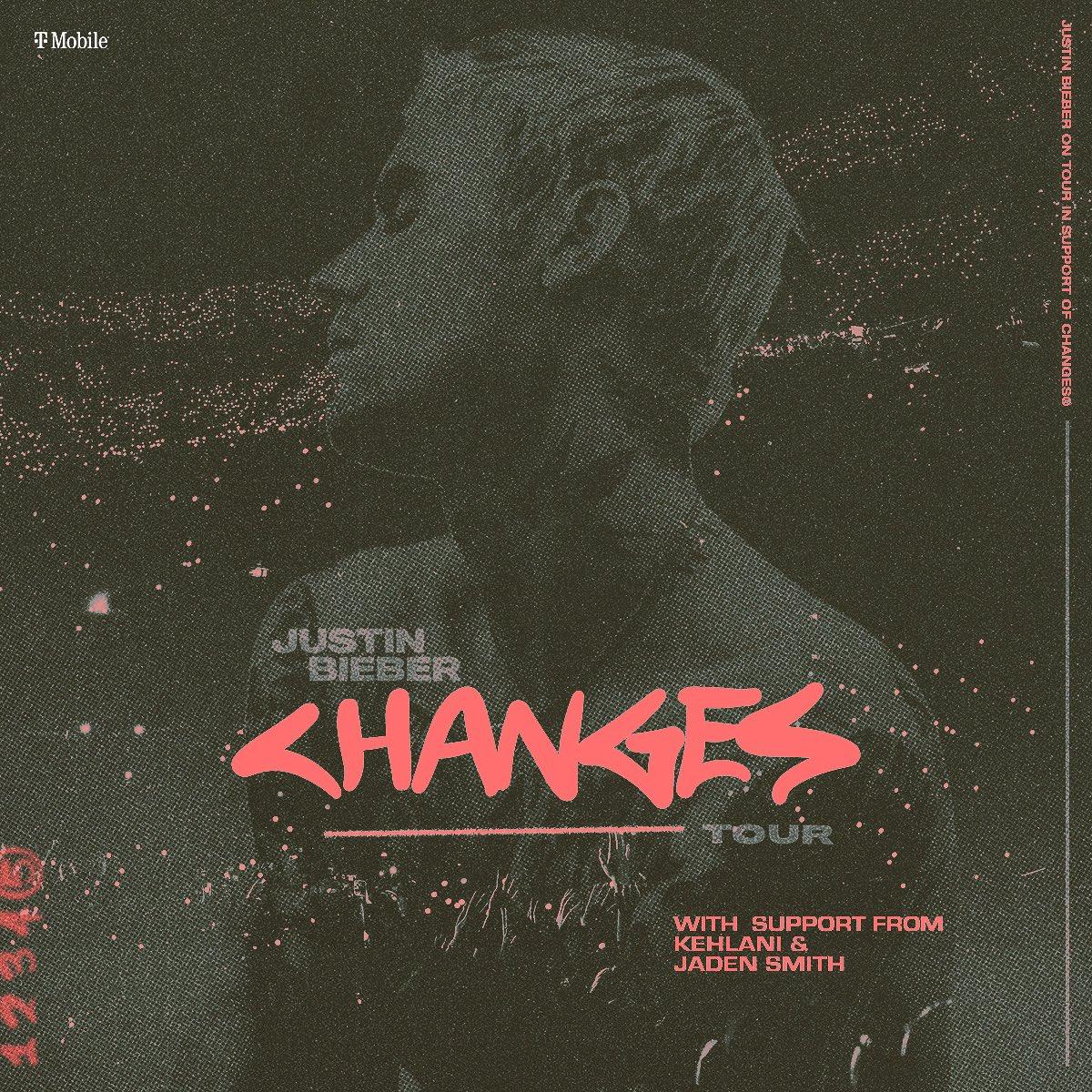 Here we go: #ChangesTour  tickets on sale tmrw noon local  http://justinbiebermusic.com