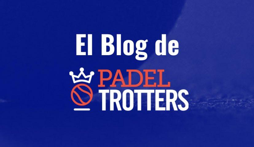 El nuevo año nos ha traído novedades como los cambios en nuestra web 📲 y la creación del blog 📝 de los #PadelTrotters, en el que conocemos más y mejor a los miembros de nuestra familia ❤️ ¡Pásate! ¡Te esperamos! 😊  👉🏼 https://t.co/AGpMvHgbit https://t.co/VjbxZ6xR3Y