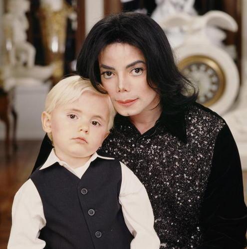 Happy Birthday Prince Michael Jackson I