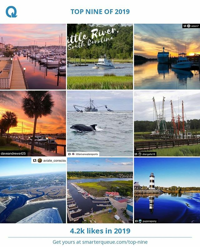 """Sorry we've been so quiet on here. Hope you had some happy holidays and a good """"winter."""" Please tag us on your future posts so we can & share all the fun to be had in #LittleRiverSC!  #topnine #bestnine #topnine2019 #bestnine2019 via @smarterqueue https://ift.tt/2HkahmCpic.twitter.com/kQrxNDyjXZ"""
