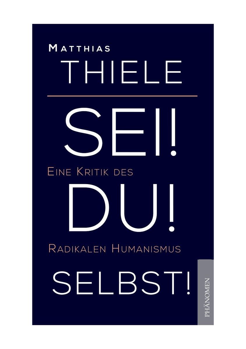 Kein Ratgeber +++ Kein Yogabuch +++ Kein Coaching #RadikalerHumanismus #Humanismus #Essay #Gesellschaft #Freiheit #Gesellschaftskritik #Seiduselbst #Neoliberalismus #Psychologie #Philosophiepic.twitter.com/NHDWIHNMEX