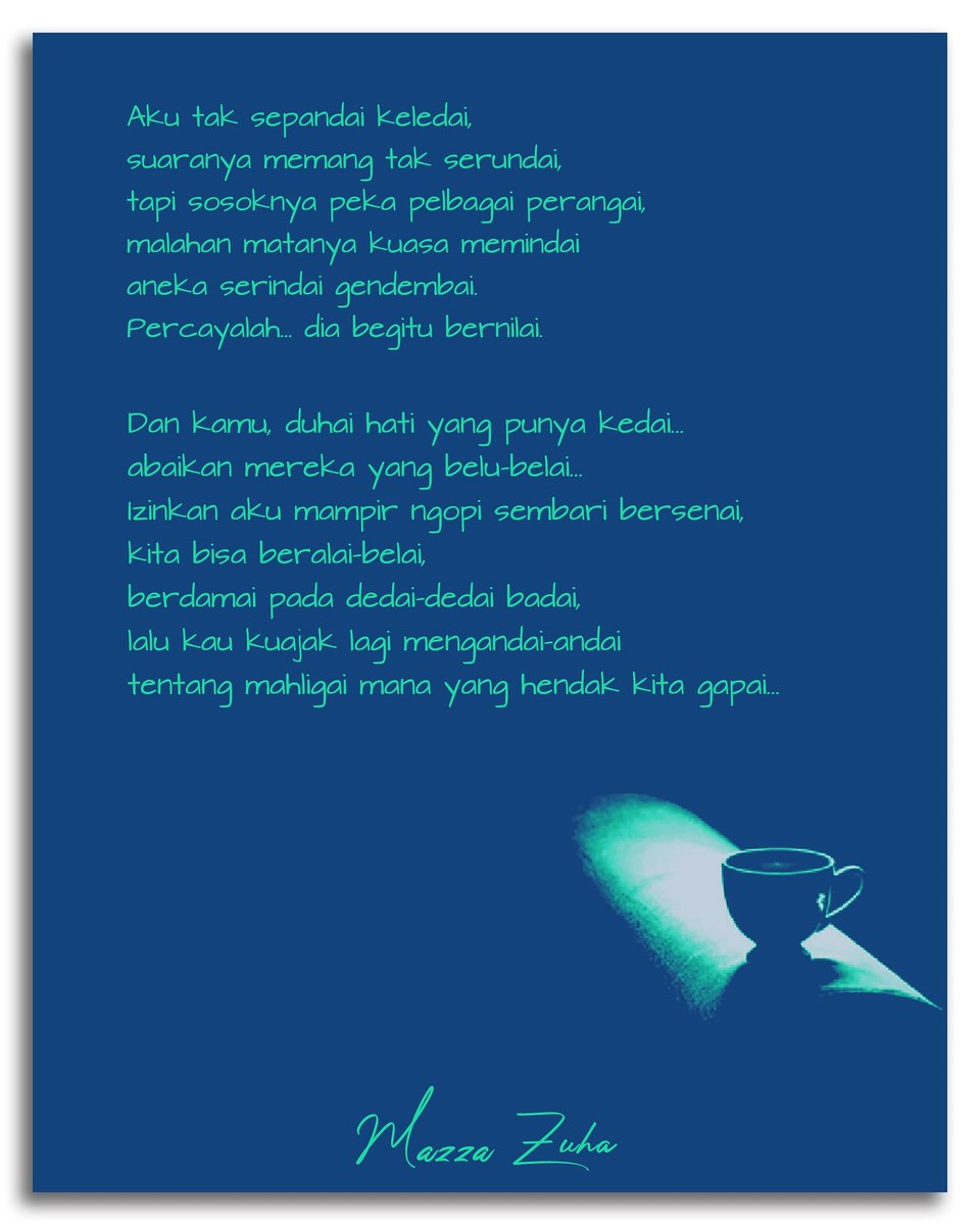 Ensiklokata semata#puisi #rindu #senja #sajak #puisicinta #sastra #santriindonesia #sajakmalam #puisiku #sajakindonesia #sajakkopi #sastrawan #sastrawanindonesia #santrikudus #puisisantri #sastrasantri #santringembal #ponpes_darululumkuduspic.twitter.com/5aLDpvYLJ3
