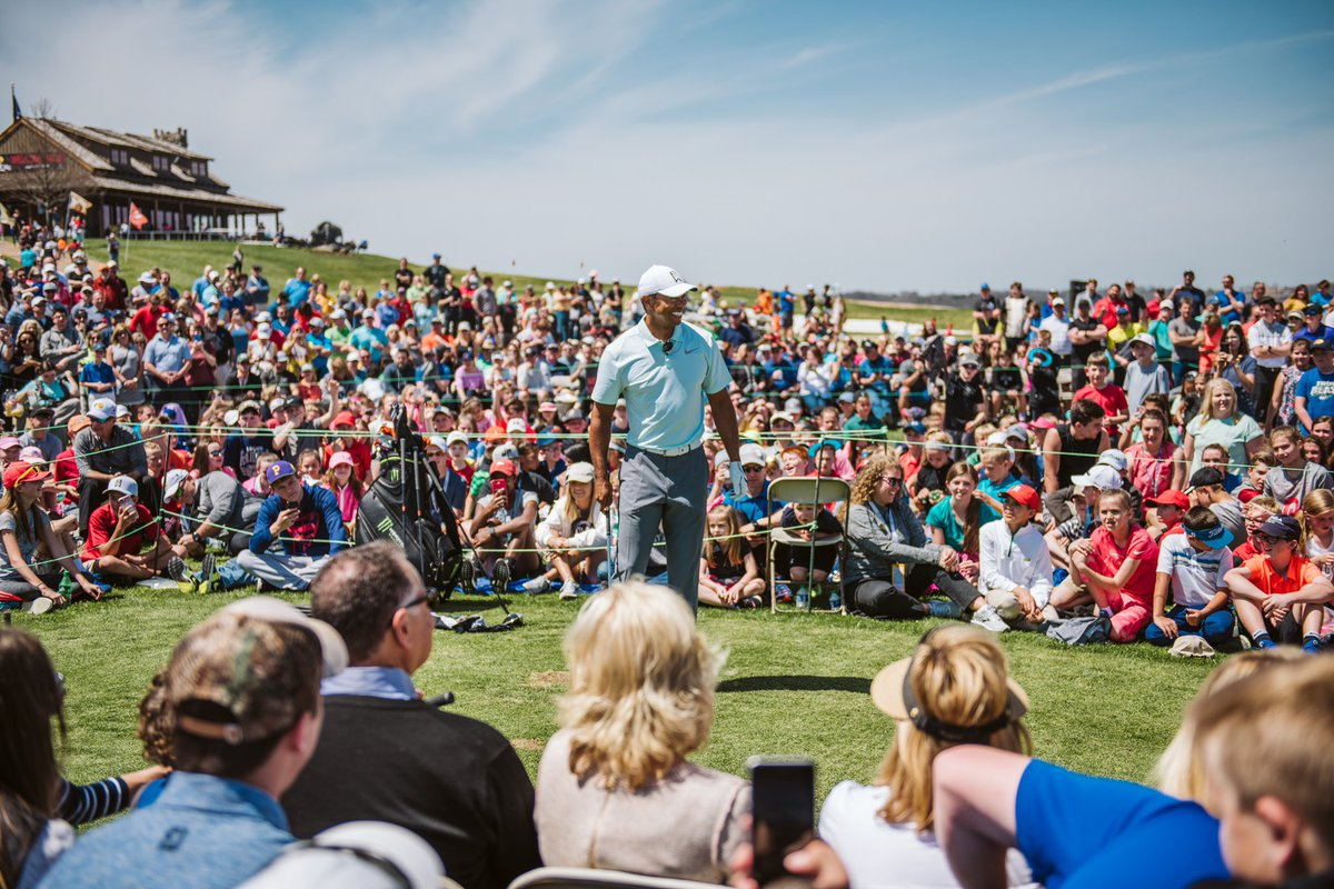 Good luck to our friend @tigerwoods in @thegenesisinv this weekend! Join us starting March 6 to preview the first 13 holes of Payne's Valley by @tgrdesignbytw and @tigerwoods- https://t.co/JBeeBI07iN #tigerwoods #bigcedargolf https://t.co/OZAl0RZGHZ