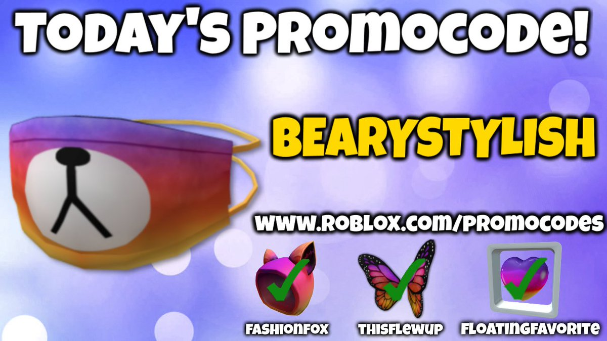 Lily On Twitter Enter The Code Bearystylish At Https T Co