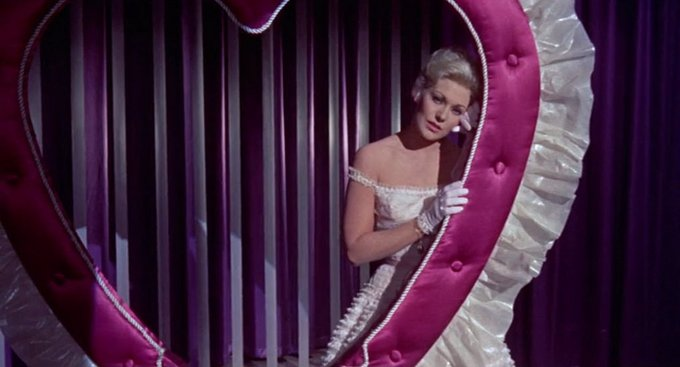 Happy Birthday to my fellow 13er, and one of my most admired actresses from my youth, Kim Novak.