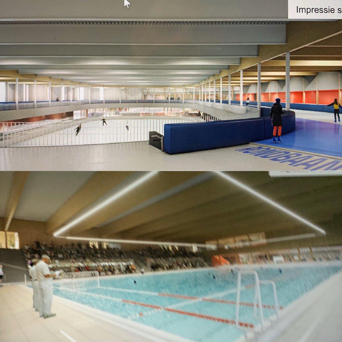 Hamerstuk. Een ruime meerderheid van #raad071 staat achter de aanpak voor een nieuwe aanbesteding ijshal/zwembad aan De Vliet. We kunnen door. https://t.co/EX80Ua1VHY