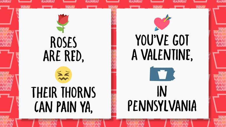 Happy #ValentinesDay! You've got a valentine in Pennsylvania.