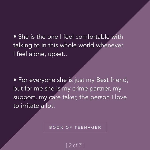 """Friendship Quotes :  Story Book Of Teenagers  on Instagram: """"Tag your Girl Best friend  Follow @bookofteenager  - Via @the_midnight_scribbler_23 """" -  https://quotesstory.com/good-quotes/friendship-quotes/friendship-quotes-story-book-of-teenagers-%f0%9f%92%95-on-instagram-tag-your-girl-best-friend-%f0%9f%99%88%e2%99%a5%ef%b8%8f-follow-bookofteenager-%f0%9f%92%95-via-the_midnight_scribb/…pic.twitter.com/U0z1cYwnK9"""