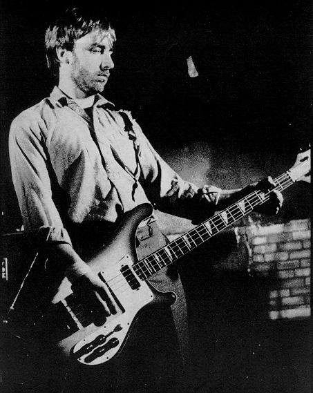 Happy Birthday Peter Hook Bass New Order
