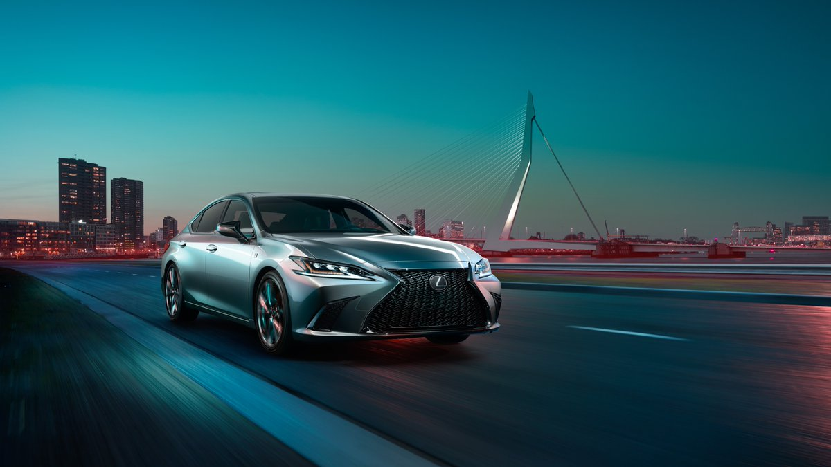 Designed for people who can have nice things. #LexusES F SPORT lexus.us/37sT05s