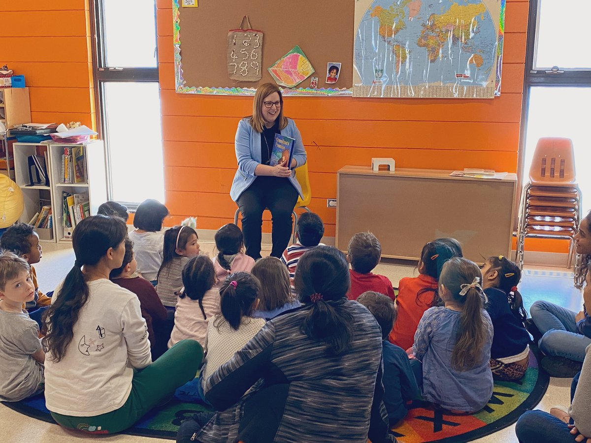 test Twitter Media - The children at Epiphany Childcare Centre are always eager to share updates with me and assist in reading! Thank you to the staff for always being welcoming and kind! #ilovetoread #mbpoli https://t.co/379lwlUNYg