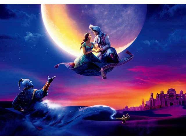 世界中で大ヒットしたディズニー実写版映画「アラジン」!続編製作に正式にGOサイン!!