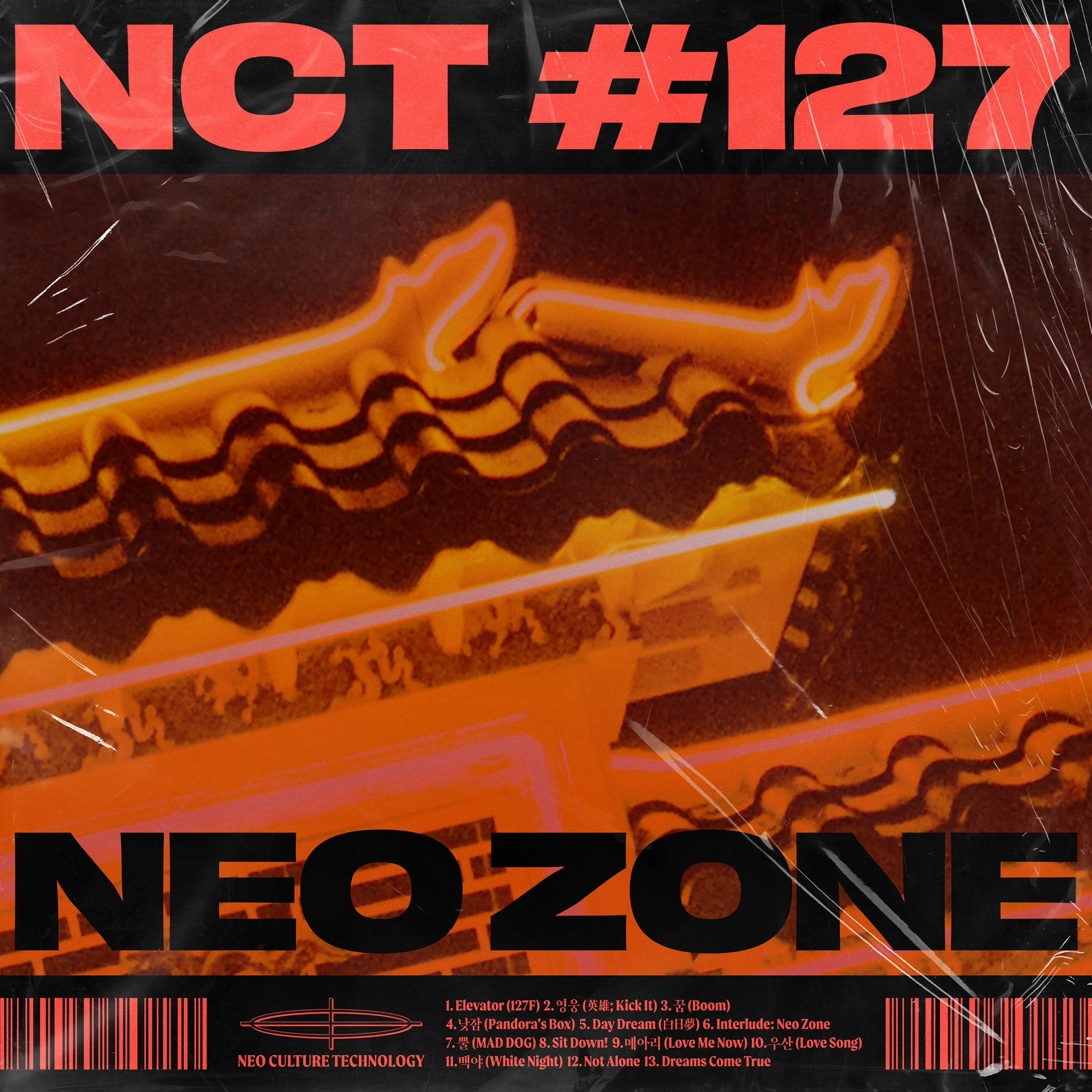 "NCT SENSATION on Twitter: ""(INFO) 200214 รายชื่อเพลงในอัลบั้ม 'NCT #127 Neo Zone' 1. Elevator (127F) 2. Kick It 3. Boom 4. Pandora's Box 5. Day Dream 6. Interlude: Neo Zone 7. MAD DOG"