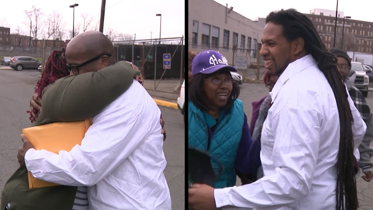 Cleared of murder, Camden men walk free after 25 years in prison dlvr.it/RQ0Dvv