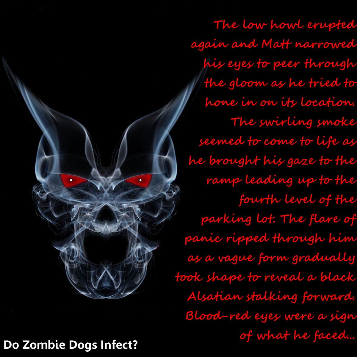 #RT Try the first chapter of Do Zombie Dogs Infect for #free   http:// authorianfjames.blogspot.com      #Dystopian #Apocalypse #Zombie #Tale #Zombies #Rampage #Survival #Story #Horror #Thriller #FindHorror #PromoteHorror #ZombieApocalypse #Novel #EBook #KindleUnlimited #KU <br>http://pic.twitter.com/d6jQkcgOZ0
