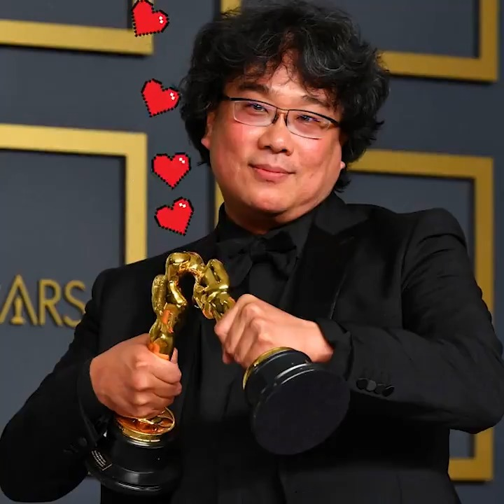 Roses are red  Oscars are gold  Our love for Bong will never grow old   Tweet the love of #BongJoonHo to your crush this Valentine's Day        pic.twitter.com/mxxz6190Gc