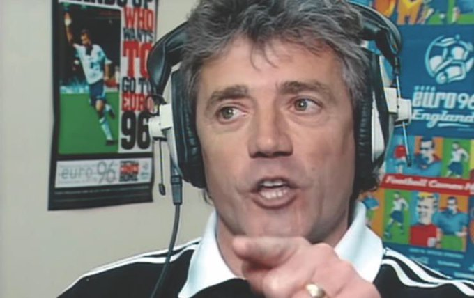 Happy birthday the Newcastle United legend Kevin Keegan