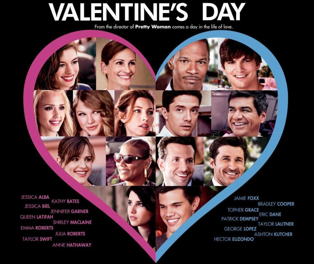 TONIGHT, see a special showing of Valentine's Day in honor of the movie's 10th anniversary at select theatres! http://bit.ly/37lhyx7 @wbclassicfilms