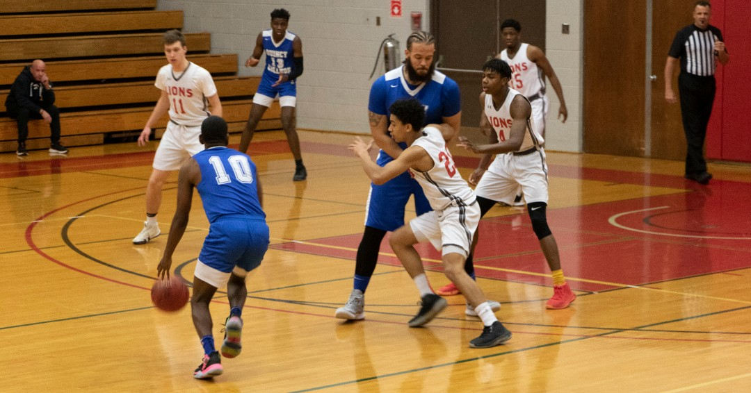 We're on NJCAA playoff watch! Don't miss the last four games of the regular season for QC Granite.   Thurs. 2/13 at @HolyokeCC  Sat.2/15 at  @BristolCC  Thurs. 2/20 vs. @CCRIAthletics  Sat.  2/22 vs. @BunkerHillCC   Check out players stats & more: http://quincycollege.edu/granitepic.twitter.com/usnT5ZOTtI