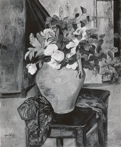 Lilacs and Peonies by Suzanne Valadon http://www.metmuseum.org/art/collection/search/489550… #themet #suzannevaladon