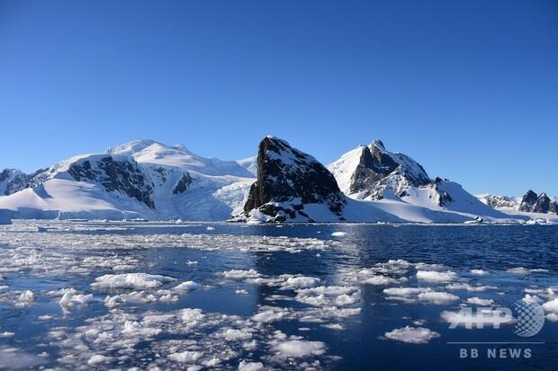 南極さん観測史上初の20度超えを記録してしまう!