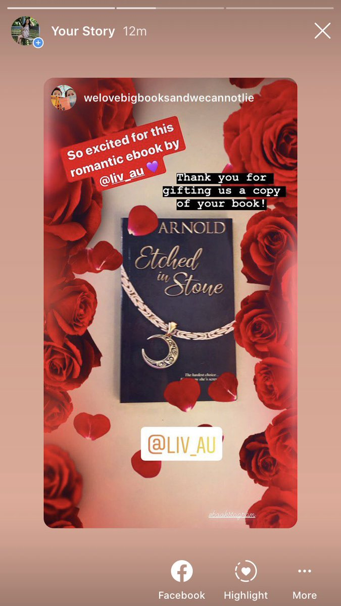 Happy Valentine's Day everyone! 🥰❤️😍🌹  Etched in Stone is still on sale until Feb 22 for 0.99 USD.  You can also buy a paperback off me for $25. It's over $35 on Amazon.  Links in comments.  #ValentinesDay2020 #Valentines #Romance #writerscommunity #readromance #author