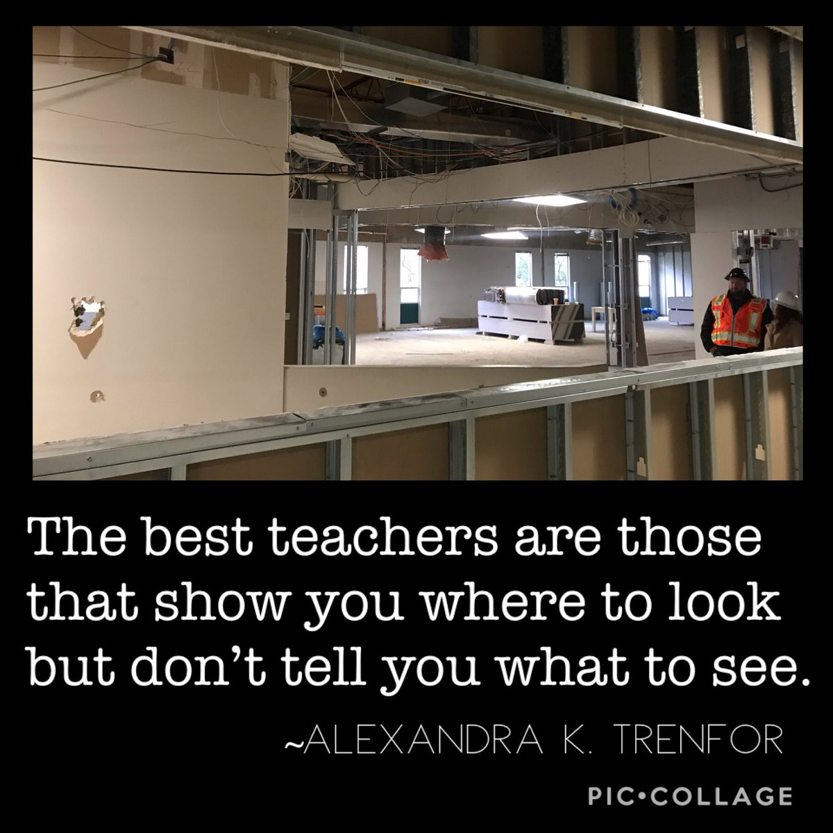 Developing innovative learning environments where students can ideate, create and dream big! #misdproud